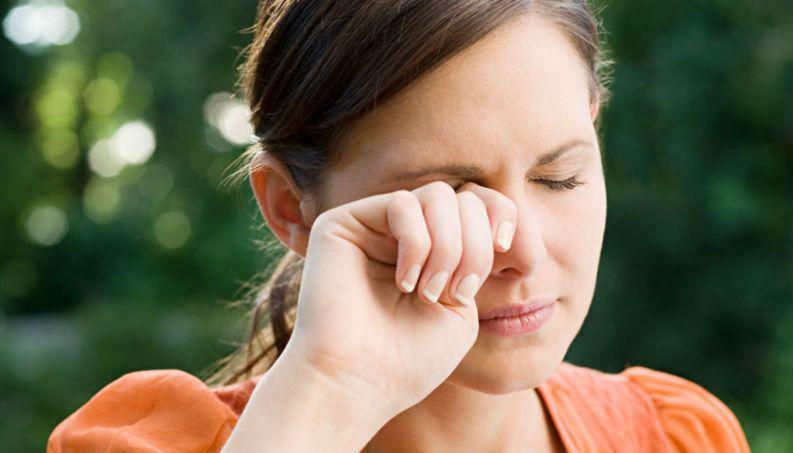 conjuntivite e verão - ponto de visão