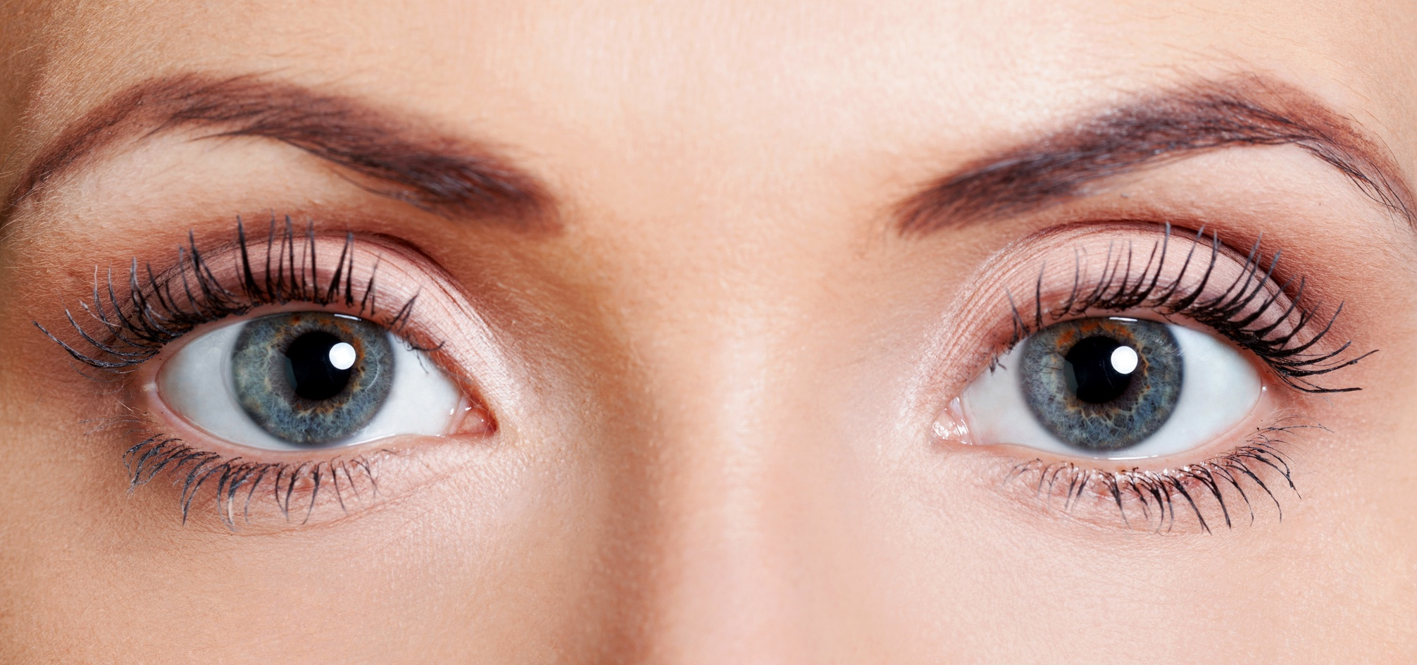 Olho inchado - Ponto de Visão