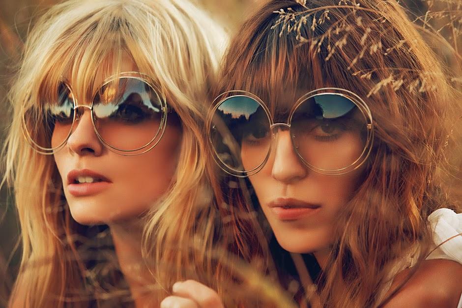 óculos oversized