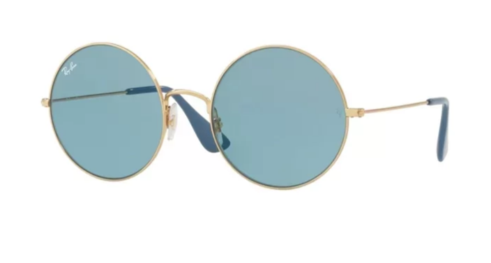 ANos 60 e 90 e os óculos