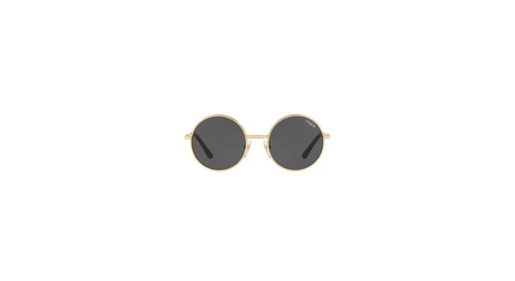 Imagem do óculos redondo Vogue by Gigi Hadid
