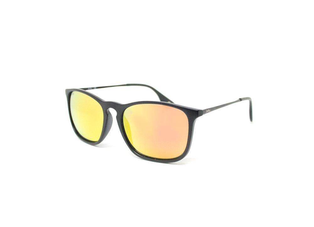 Imagem de óculos de sol com lente espelhada da marca San Paul