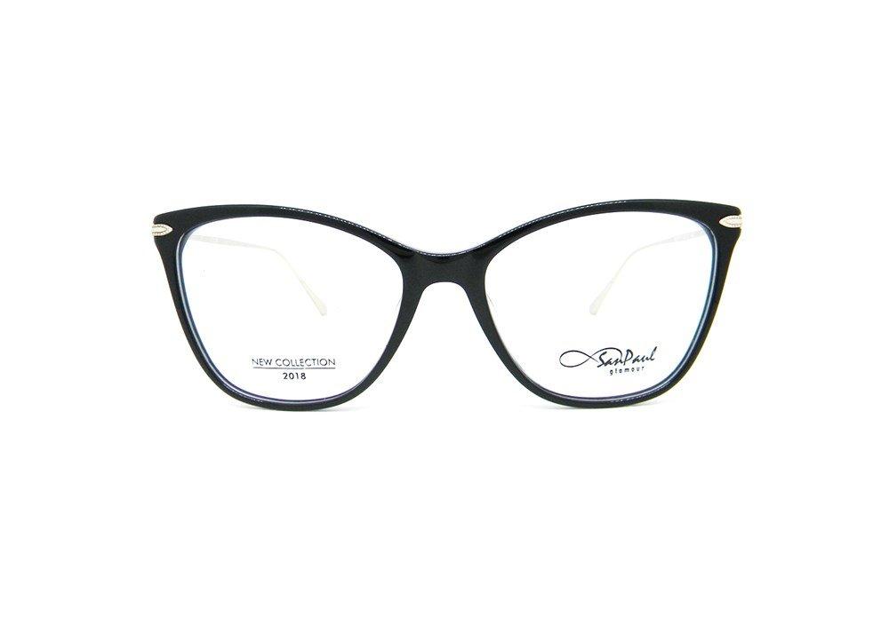 Imagem de óculos de grau modelo gatinho da marca San Paul