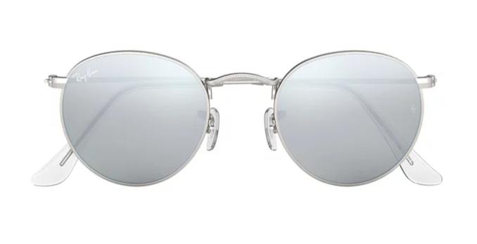 Imagem de Óculos de Sol Round Metal