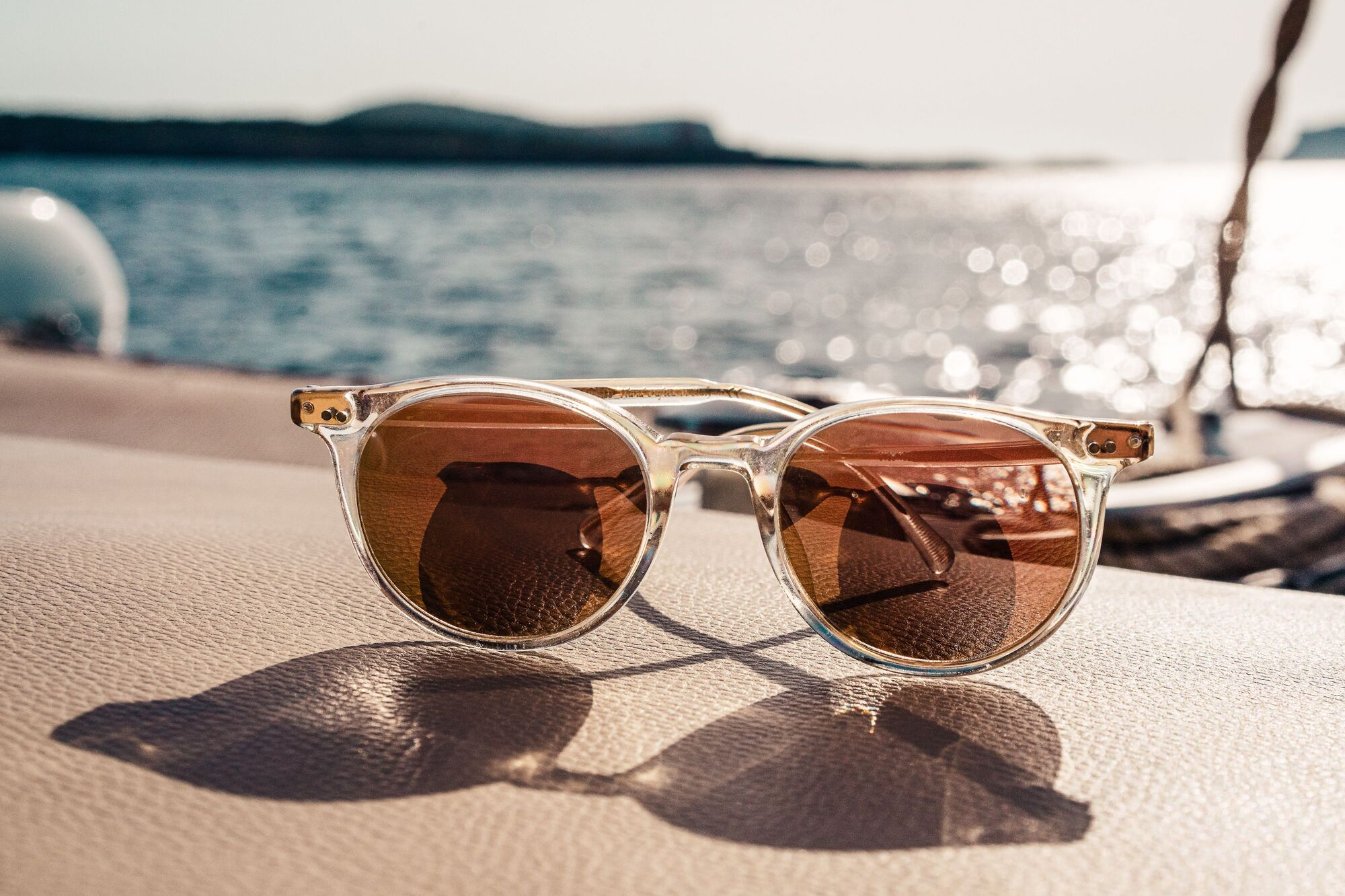 Como funciona a proteção ultravioleta nos óculos?